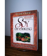 Soy of Cooking by Marie Oser 1996 - $6.99