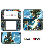 Decal Skin Stickers for New Nintendo 3DS XL 201... - $9.00