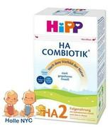 HiPP Combiotic HA 2 Infant Milk Formula HYPOALLERGENIC FREE EXPEDITED SH... - $32.95