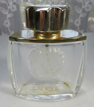 Vintage Lalique La Faune Empty Perfume Bottle Eau De Toilette Paris France - $50.00