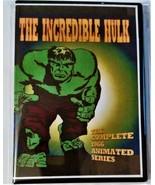 The Incredible Hulk Complete 1966 Cartoon Series 2 DVD Set Free USA Ship... - $14.60