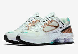 NIKE SHOX ENIGMA Women's Running Shoes BQ9001 006 Multiple Sizes White - €62,91 EUR