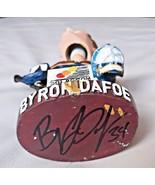 Signed Atlanta Thrasher BobbleHead Byron Dafoe Autographed Sports Hockey... - $60.00