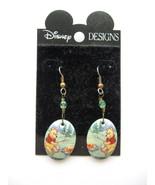 Winnie the Pooh Porcelain Earrings - Disney Designs - Julie Zsupnik - US... - $15.00
