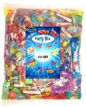 Assorted Candy Variety Mix 3.6 Lbs - Huge Party Mix Bulk Bag of: Smarti... - $29.07