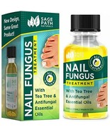 Toenail Fungus Treatment All-Natural Healing for Fungal Toe Nails USA Made - ... - $31.77