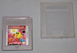 Vintage ~ Ms. Pacman ~ Nintendo Game Boy ~ 1993 Video Game Cartridge - $9.77