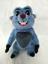 "10"" Disney Store Bunga Lion King Guard Plush Blue White Plush Stuffed To... - $9.00"