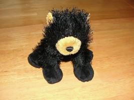 Vintage Webkinz Black Bear HM004 no codes - $3.36