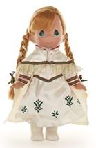 Precious Moments Disney Parks Exclusive Anna Frozen Princess Christmas D... - $35.49