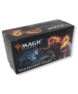 MTG Deck Builder's Toolkit Magic Gathering 285 Cards Booster Packs 2020 ... - $29.69