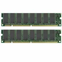 2x256 512MB Memory Dell Dimension L800r SDRAM PC133 TESTED
