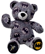 Build a Bear Batman Superhero Teddy 16in. DC Comics Edition Stuffed Plus... - $139.99