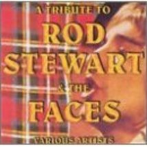 A Tribute to Rod Stewart & the Faces Various Artists - $4.00