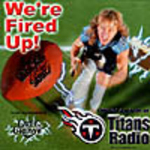We're Fired Up! Official Anthem of Titans Radio Greg Crowe - $4.00