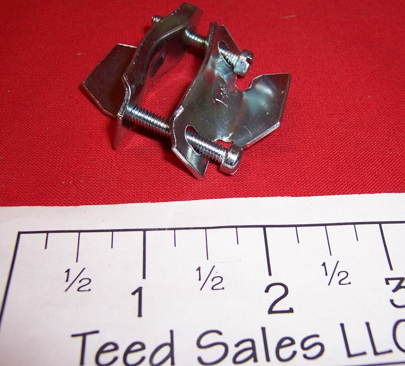 10 pack NM 2 piece Butterfly Clamp Connector L104T