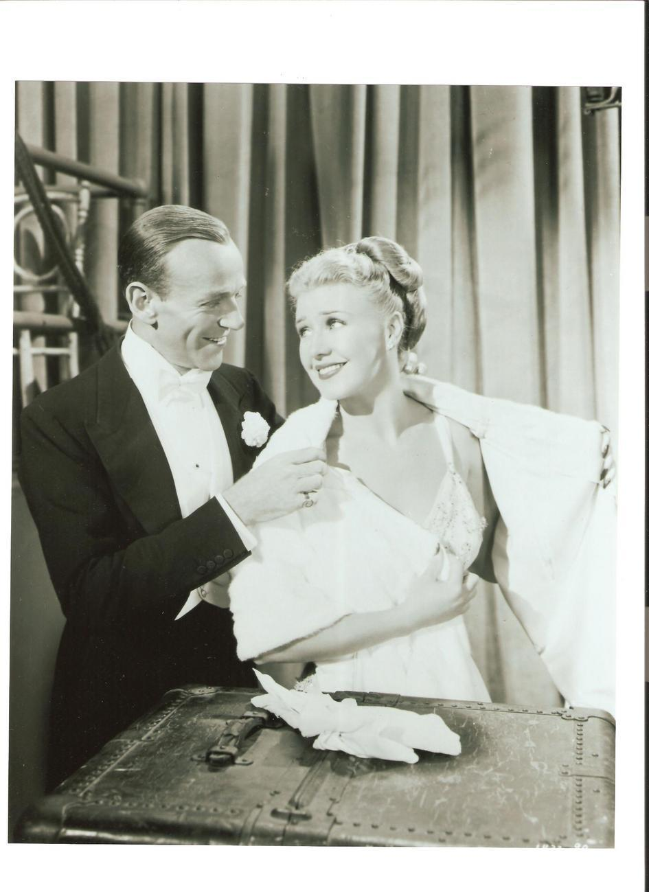 Fred Astaire & Ginger Rogers 8x10 Photo
