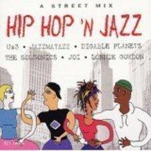 Hip Hop 'N Jazz Various Artists - $5.00