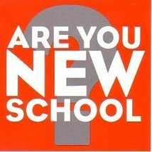 Are You New School? Various Artists - $5.00