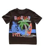 Little Rebels Baby Boys 24 Mos. Tropical Beach Hideaway Graphic Print T-... - $5.99