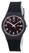 Swatch Originals Sir Red Quartz Gb753 Unisex Watch - $73.50