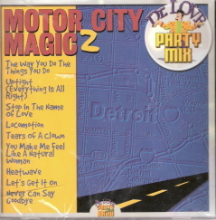 Motor City Magic 2 Various Artists