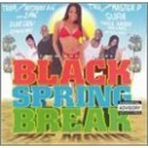 Black Spring Break Soundtrack Various Artists - $4.00