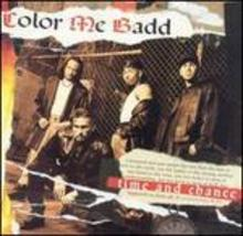 Time and Chance Color Me Badd - $4.00