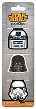 Trends International  Star Wars Saga Page Clip Bookmark - $8.47
