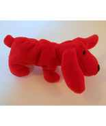 TY Beanie Baby Retired Original Beanie Baby With Tags ~ Rover the Dog - $2.25