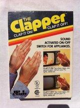 The Clapper (Vintage--1984) - $11.85