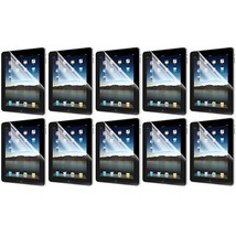 10X Crystal Clear Screen Protector Anti Glare Guard Shield For Apple iPad 1 1st - $26.99