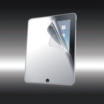 Mirror LCD Screen Protector Anti-Scratch Guard Film Shield For Apple iPad 1 1st - $10.99
