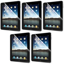 5X Crystal Clear Screen Protector Anti Glare Guard Shield For Apple iPad 1 1st - $16.99