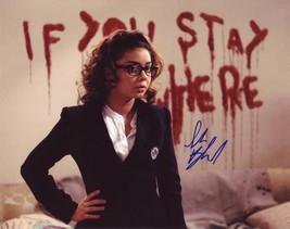 Sarah Hyland AUTHENTIC Autographed Photo COA Vampire Academy SHA #35230 - $60.00