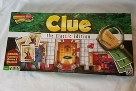 Clue The Great Detective Game The Classic Edition 1949 Complete 2014 - $17.81