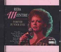 Forever in Your Eyes by Reba McEntire Cd image 1