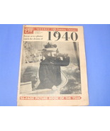 1940 Weekly Picture News - $5.00