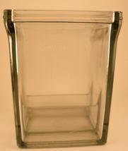antique glass Willard battery case - $60.00