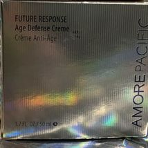 SEALED Amorepacific Future Response Age Defense Creme & Serum+ 8mL SPF30 +Bonus image 3