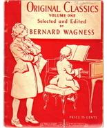 Original Classics Volume One - $15.00