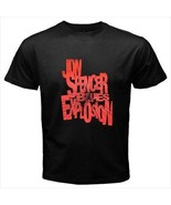 THE JON SPENCER Blues Explosion Black T-Shirt Size S to 3XL Brand New - $16.99