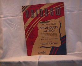 Schobel Rainbow Book of Solos Duets and Trios  Book Two - $7.00