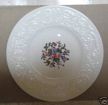 Wedgwood Swansea PATRICIAN- Salad Plate - Mint - $13.00