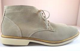 Mens Skechers Mark Nason Chukka Ankle Boots Size 13 Beige Shoes - $114.95