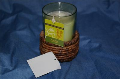 Chesapeake Bay Garden Party Candle Fresh Slice w Basket