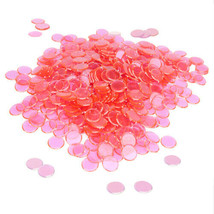 300 Pack Pink Bingo Chips - $18.23