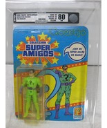 1989 Super Powers ,,Super Amigos Pacipa Argentina Release The Riddler AF... - $2,650.63