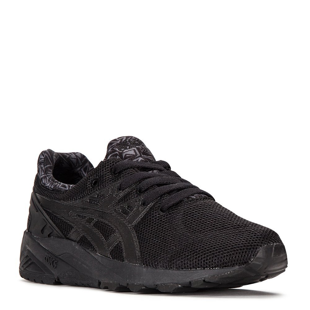 Asics Men's Gel Kayano Trainer Shoes H51DQ.9098 Black/Charcoal SZ 4