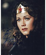 8 x 10 Autographed Photo of Lynda Carter RP - $1.99